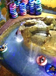 Catching Some Waves at Sahara Sam's Indoor WaterPark