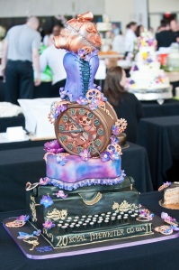 An amazing creation from 2011!  What will they think of for 2012!?  Join me at the event and find out!