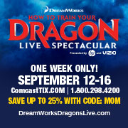 How to Train Your Dragon 25% Off Coupon