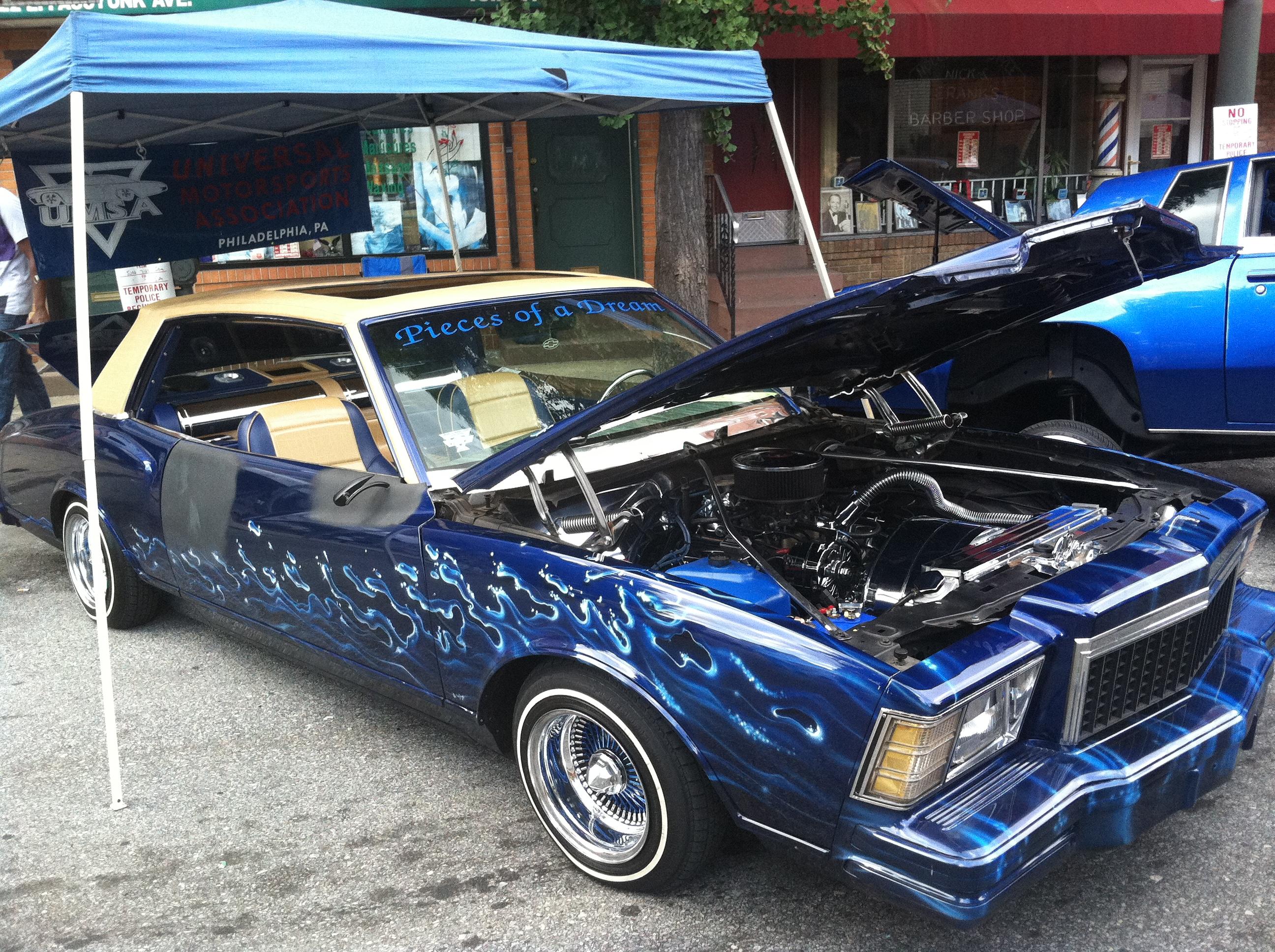Passyunk Avenue Car Show