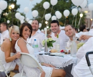 Exclusive Interview 3: Diner En Blanc Co-Chair Talks About 2013!
