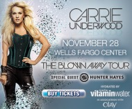 Win Tickets to Carrie Underwood's Blown Away Tour