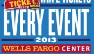 Win A Year of Tickets to Concerts, Events and Games at Wells Fargo Center