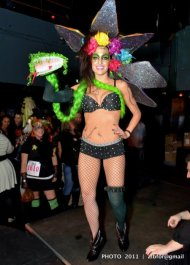 Salons Strut Their Stuff During City of Hope's Fantasy HairCompetition