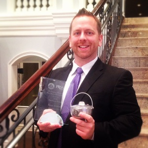 2012-12-04 23.02.06, prsa, pepperpot, award, pr, first place, achievement, philadelphia