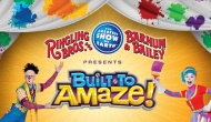 Circus Brings Greatest Show on Earth Back to Philly with 'Built toAmaze'