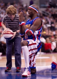 Contest: Win Tickets to Harlem Globetrotters at Wells FargoCenter