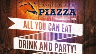 And They're Off… Preakness at the Piazza Horse Races to Top of Spring Party List!
