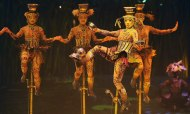 Cirque's TOTEM Leaps to Head of the Line for Must-Do SpringEvents