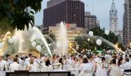 Diner en Blanc Brings White Hot Party Back toPhiladelphia