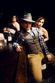 Brat Productions Giddy-ups into Philadelphia With Spaghetti Western, Dinner Theater Musical