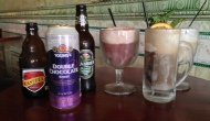 #musteatnow Sassafras Beer Floats and Chicken Po' Boys