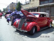 Ready for a Lil Summer Vroom Vroom? East Passyunk Car Show and StreetFestival