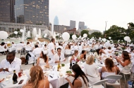 Exclusive Interview: Diner en Blanc Co-Chair Talks About White Hot Party ofSummer!