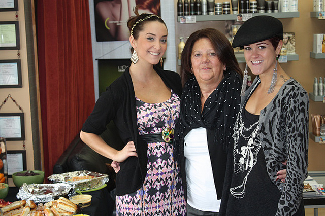 Toppers Salon And Spa Newtown