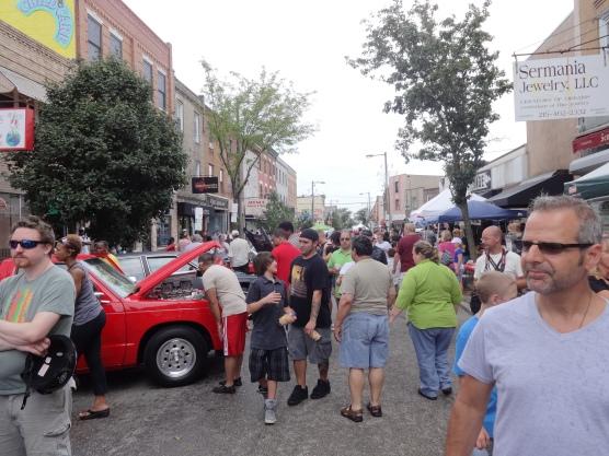 East Passyunk Car Show 2099