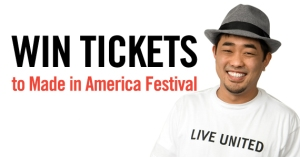 Budweiser Made in America Ticket Contest