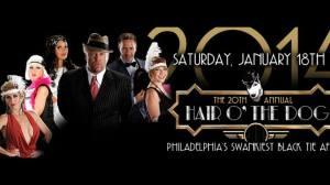 Hair O'The Dog, Philadelphia, Black Tie
