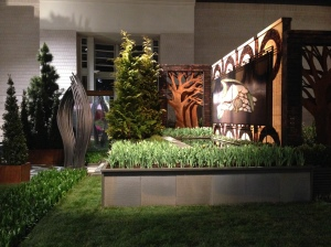 Philadelphia Flower Show, Exhibit, 2014, Articulture