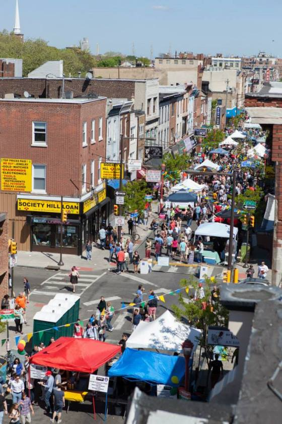 South Street Spring Festival, South Street, Crafters, vendors, shopping