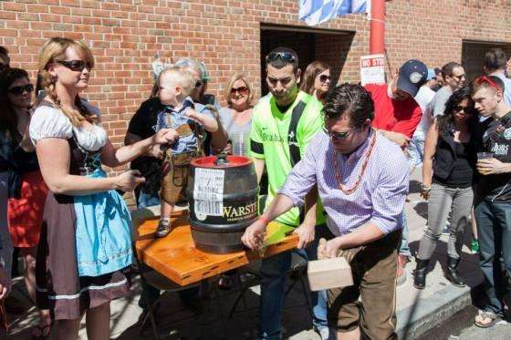 Mai Fest, Brauhaus Schmitz, Philadelphia Festival, South Street, South Street Spring Festival