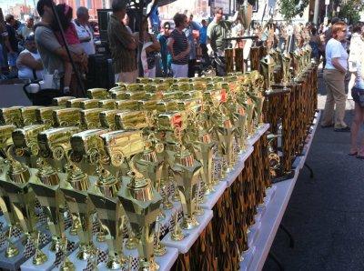 East Passyunk, Car Show, Philadelphia, Visit Philly, South Philly, Street Fest, Festival, Summer Festival, Restaurant, trophy, award
