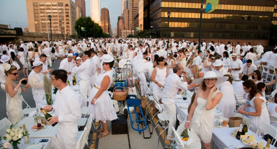 Diner en Blanc, Philadelphia, Philly, Contest, DEBPHL, DEBPhl14