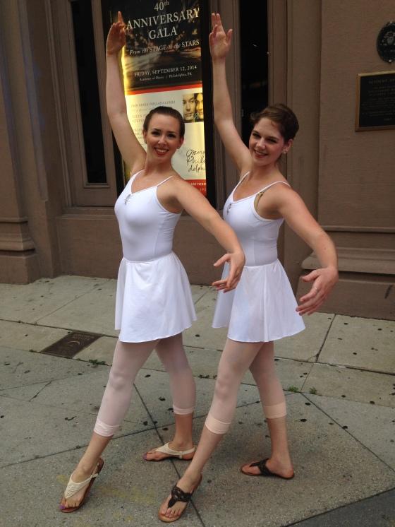 Ballet Dancers, Diner en Blanc, Diner en Blanc Philadelphia, White, Fashion, Visit Philly, Pop-up Picnic