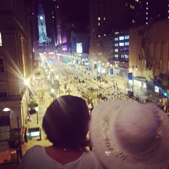 Diner en Blanc, Diner en Blanc Philadelphia, White, Fashion, Visit Philly, Pop-up Picnic, Kimmel Center