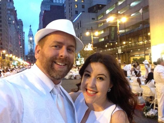 Kory Aversa, Aversa PR, Emily Tharp, Her Philly, Diner en Blanc, Diner en Blanc Philadelphia, White, Fashion, Visit Philly, Pop-up Picnic