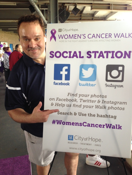 City of Hope, Women's Cancer Walk, Philadelphia
