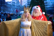 Favorite Tradition: Christmas Village in LOVE Park Rings in Season with Holiday Shopping, Sights andSounds