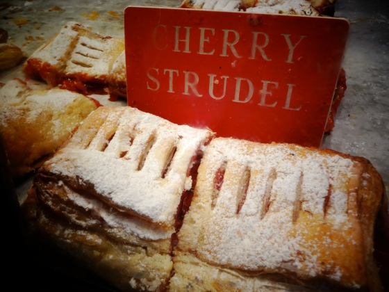 Helmut's Original Austrian Strudel,Christmas Village, Philadelphia, Holiday Tradition, LOVE Park