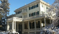 Glen Foerd Mansion Presents a Gilded Age Christmas with Tree Lighting, Visit from Santa, Holiday Tea and NewExhibition