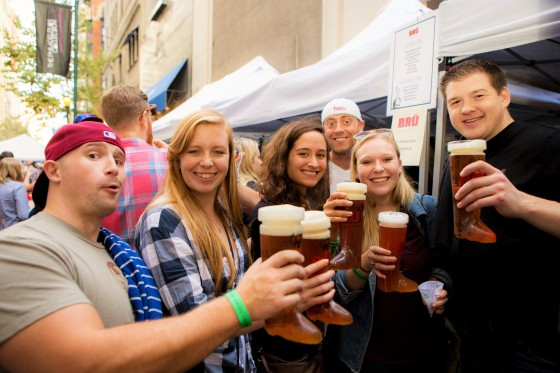 Bru, fall fest, midtown village, philadelphia, calendar, event, aversa pr