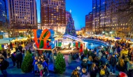 Christmas Village in Philadelphia Returns to LOVE Park for 2015 Holiday Season