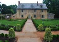 19th Century Ann Bartram Carr Garden Opens to Public at Bartram's Garden
