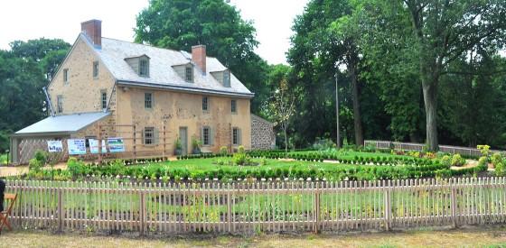Ann Bartram Carr Garden, Bartram's Garden, Grand Opening, Philadelphia, Greenspace, Public Garden