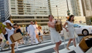 Diner en Blanc Philadelphia Returns for 5th Year on Thursday, August 18, 2016