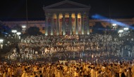 Photos: Diner en Blanc Philadelphia at Philadelphia Museum of Art